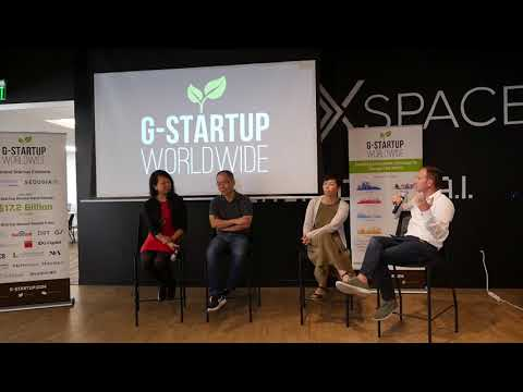 Compare China and Silicon Valley Tech Scene - G-Startup Silicon Valley 2017