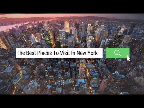 Exclusive: The Best Places to Visit in New York State [HD]