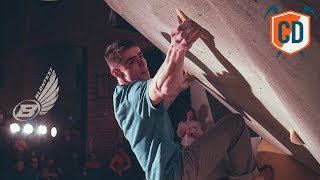 Jim Pope Battles His Way Through The FINAL Blokfest of 2019 At The Castle | Climbing Daily Ep.1381