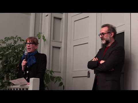 Massimo Bottura: Bread Is Gold book with Giorgio Locatelli & Brett Graham at Refettorio Felix