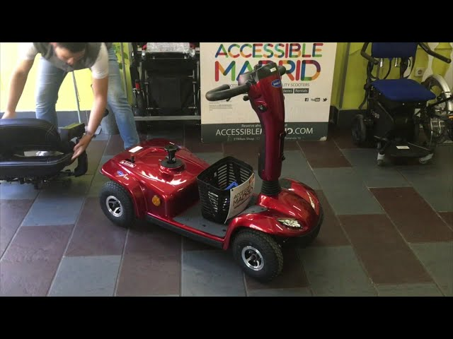 Invacare Leo Big Portable Mobility Scooter