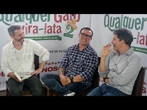 Quauer Gato Vira-Lata 2: Entrevista com Roberto Santucci e Marcelo Antunez