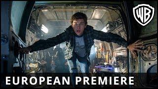 Первому игроку приготовиться - Европейская премьера. Лондон