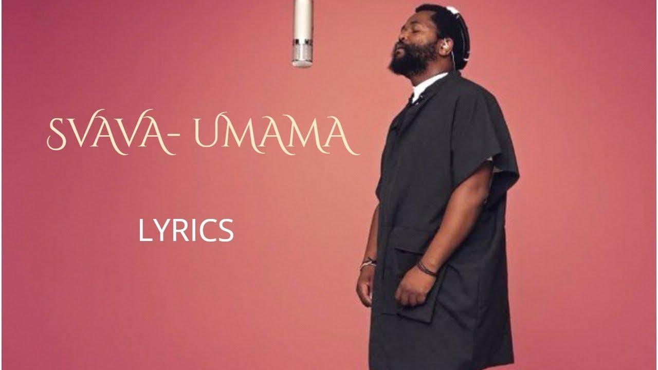 Download SJAVA- UMAMA (OFFICAL AUDIO) LYRICS.