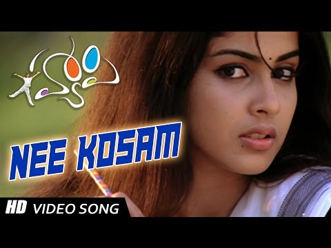 Nee kosam Full Video Song || Happy Telugu Video Songs|| Allu Arjun, Genelia