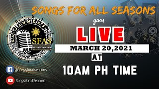 Songs for all Seasons Live Worship Jam (Acoustic Session EPISODE 3)