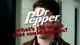 Dr Pepper School Nurse Advert - What's the worst that could happen? Ad Campaign