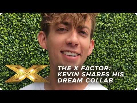 Kevin McHale dishes on his dream collab | X Factor: Celebrity