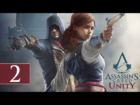 "Assassin's Creed Unity - Let's Play - Part 2 - [S1M2: The Estates General] - ""Learning French"""