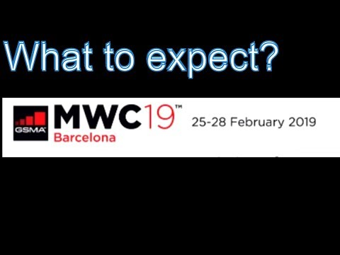 MWC 2019 Barcelona Mobile world Congress My thoughts