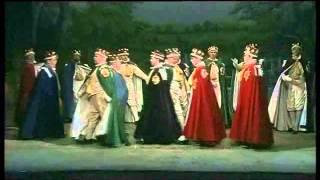 Iolanthe, Gilbert & Sullivan Opera Company 2013