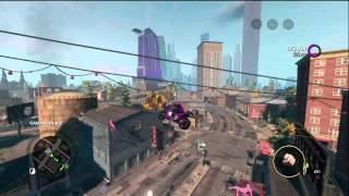 Saints Row 3 Stunt Montage (HD)