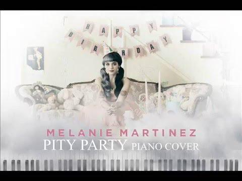 Melanie Martinez - Pity Party (Piano Cover)