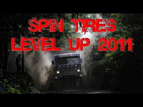 Spin Tires - Level Up 2011 Gameplay (HD)