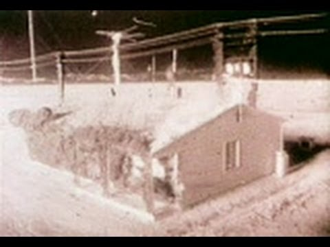 Atomic Bomb Test - Operation Cue (1955) - Nevada (Original Footage)