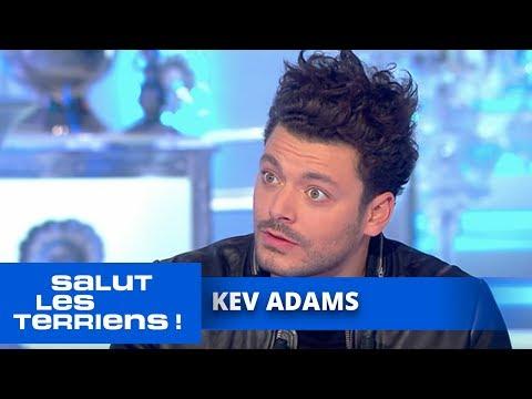 Kev Adams raconte son expérience dans Terre Inconnue - Salut les Terriens
