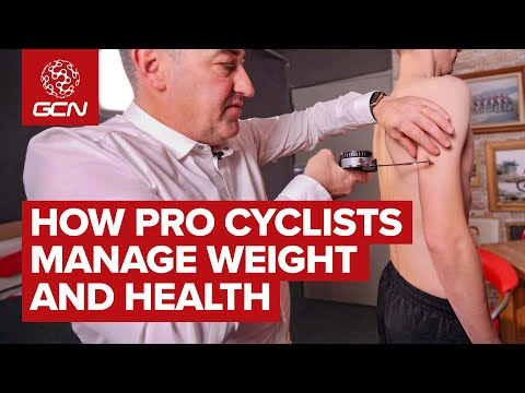 How Pro Cyclists Manage Weight And Health