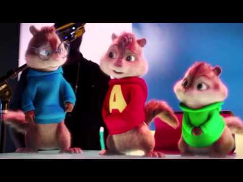 Alvin and the Chipmunks - Conga (Lyrics)