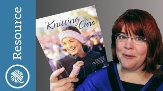 Knitting for a Cure   Book Review   Leisure Arts