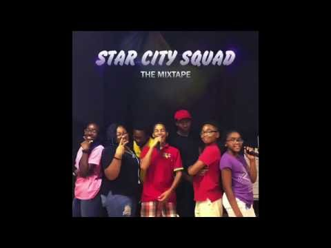 City Art Space Presents: The Star City Squad Mixtape