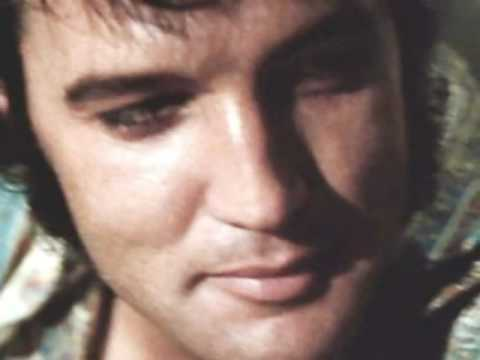 Words....Elvis Presley