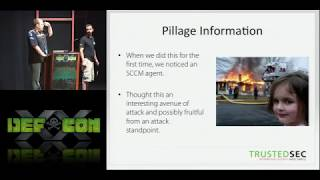 DEF CON 20 - Dave Kennedy and Dave DeSimone - Owning One to Rule Them All