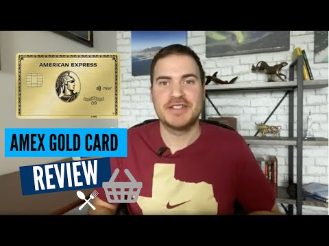 American Express Gold Card Review [2020]