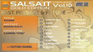 SALSA.IT VOL.10 GOLD EDITION:ROXANNE, MASSIMO SCALICI