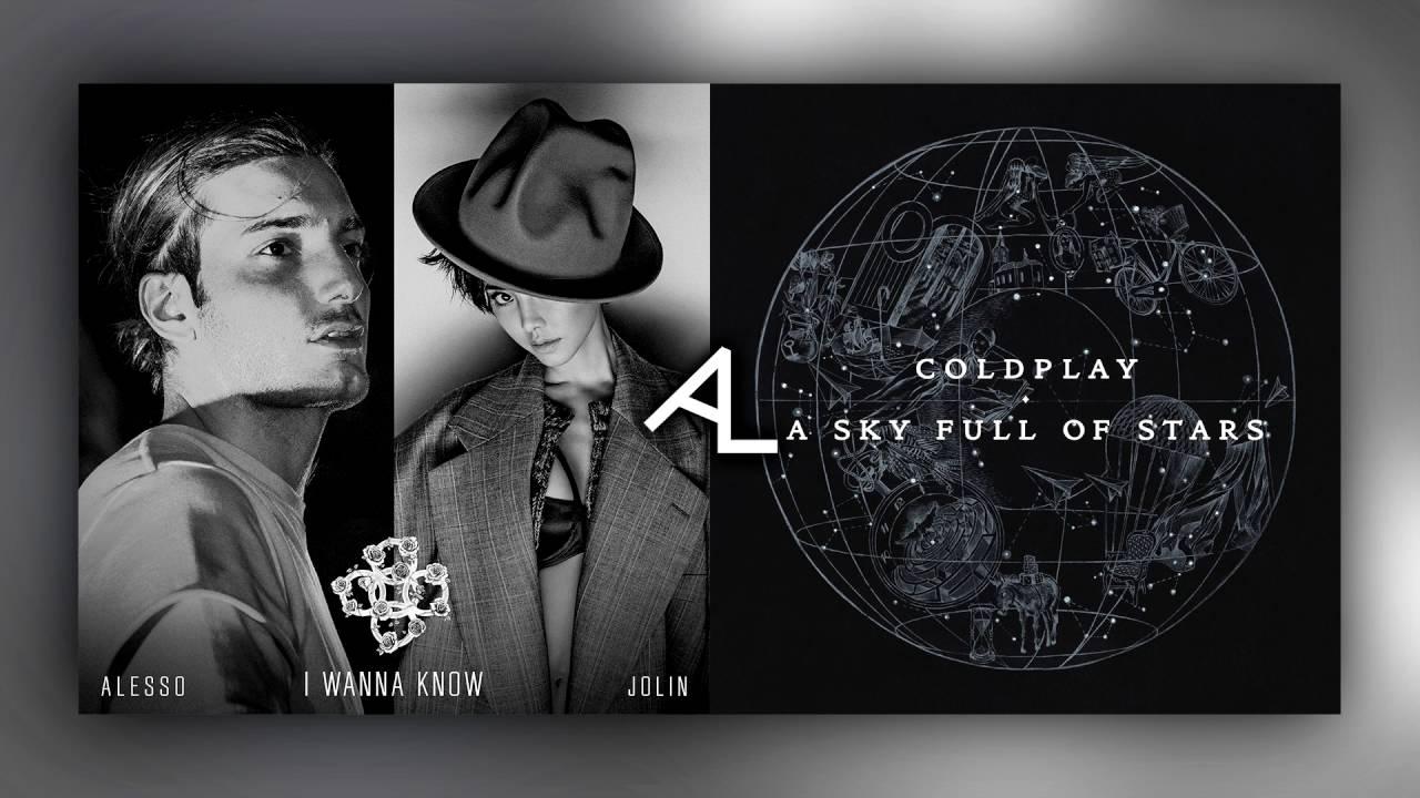 I Wanna Know Stars (Mashup) - Jolin Tsai 蔡依林/Alesso/Coldplay