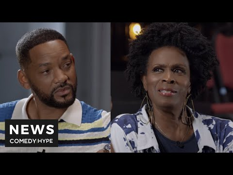 Watch Janet Hubert Confront Will Smith To End Feud  - CH News