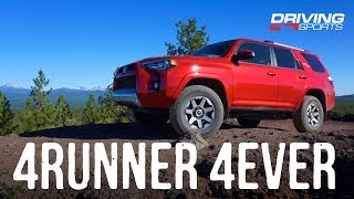 2018 Toyota 4Runner TRD Off Road Review