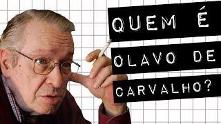 QUEM É OLAVO DE CARVALHO? #meteoro.doc