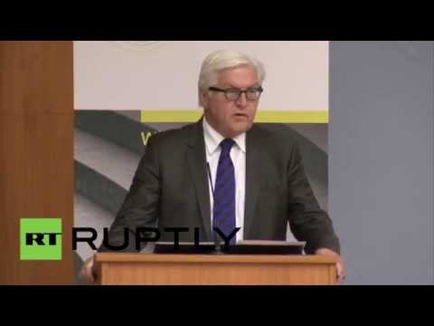 Germany: Steinmeier hopes for 'a good and quick solution' for UK's EU exit