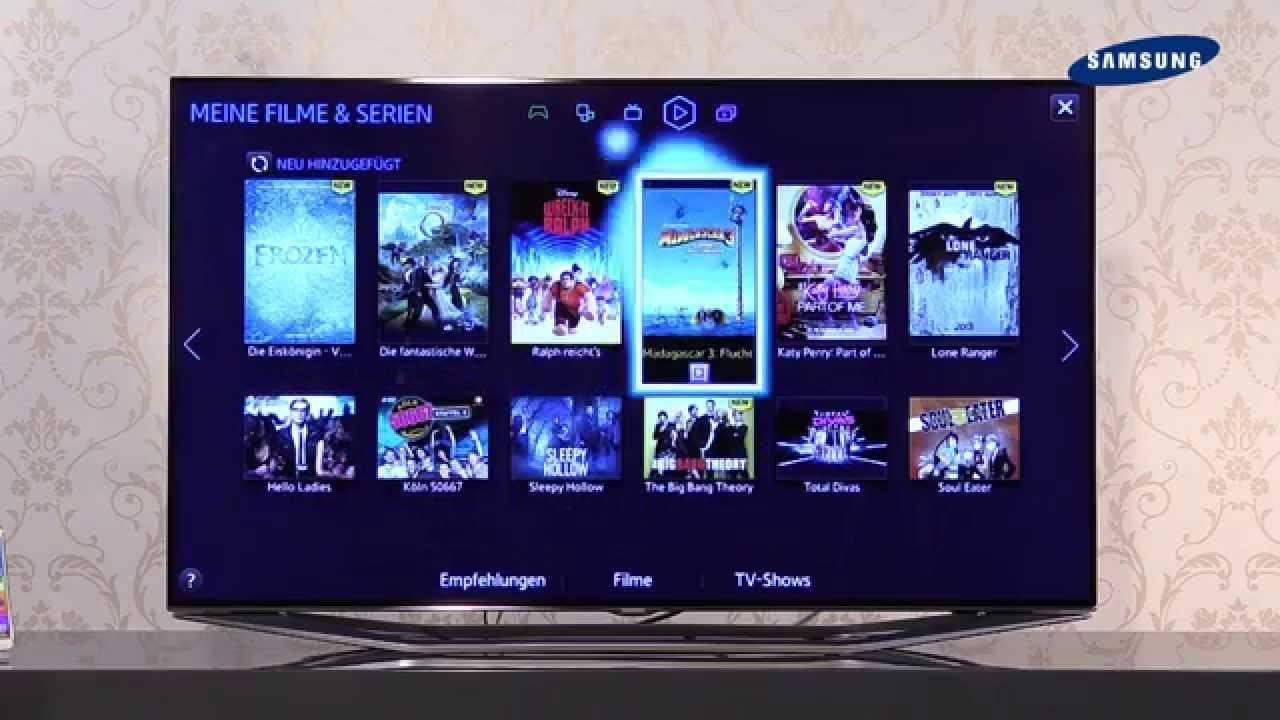 Clipfish Samsung Tv
