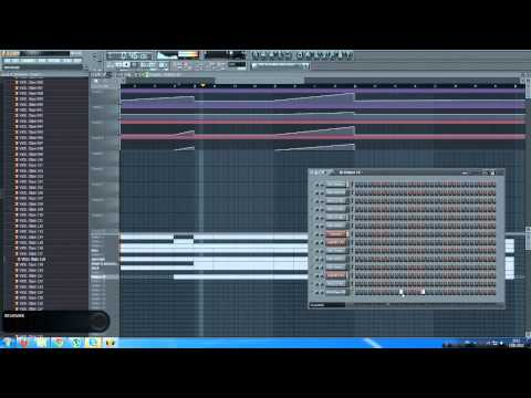 [FL Studio] Tutorial 2: First Steps For Creating  Tech House