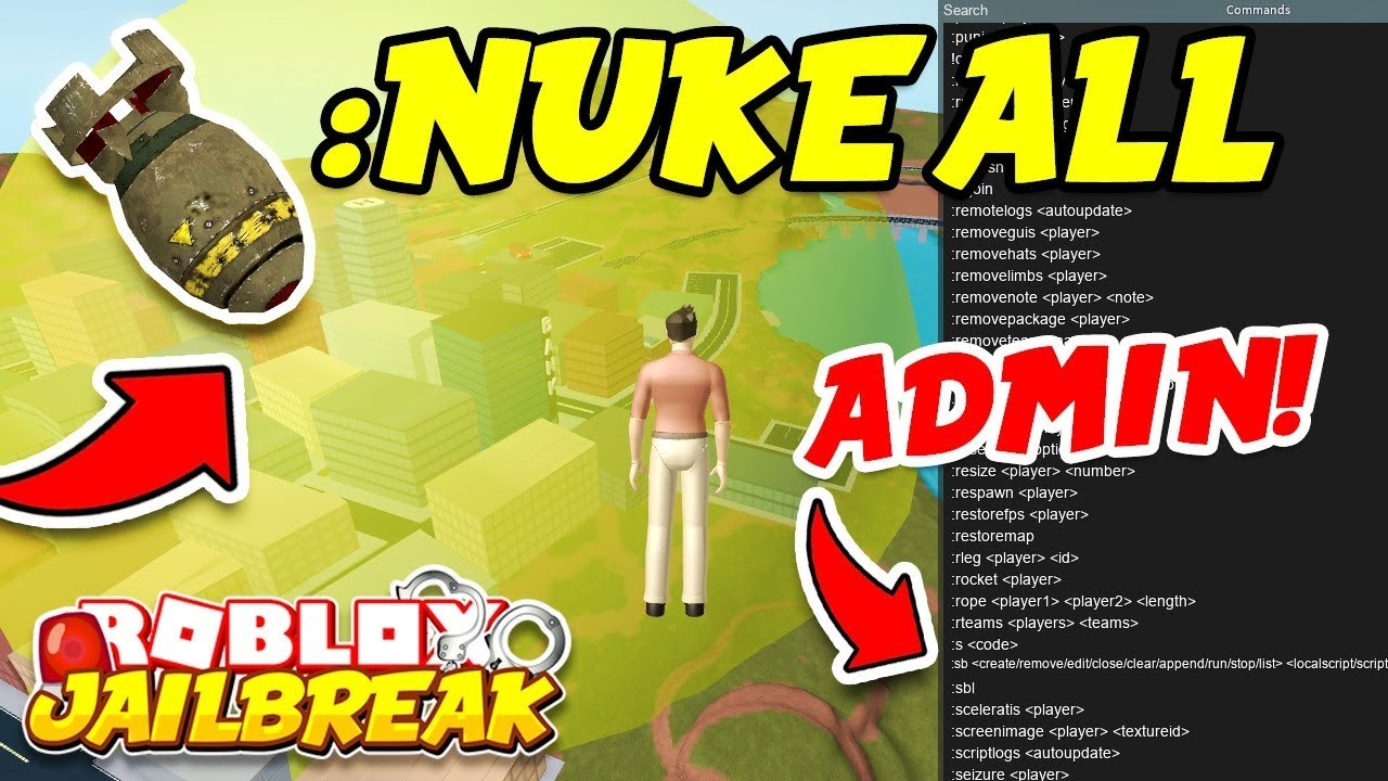 Roblox Gear Code For Nuke