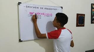Juan Pablo ll la Bramadora Álvaro Jordan división de polinomios