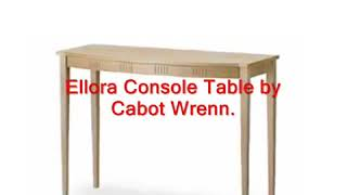 Modern Console Tables, Contemporary Living room Console Table