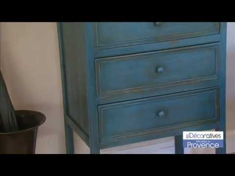 peinture meubles de provence les d coratives sur www produitsdeco com youtube. Black Bedroom Furniture Sets. Home Design Ideas