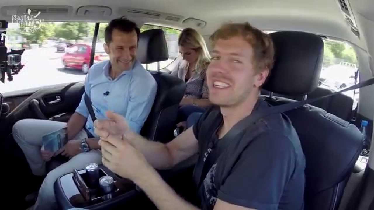 Servus Brazzo: Sebastian Vettel und sein WM-Favorit - YouTube