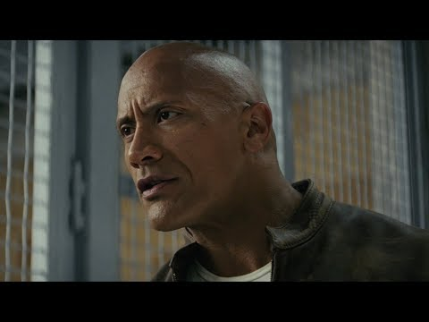 The Rock's Exclusive Sneak Peek of RAMPAGE 2018