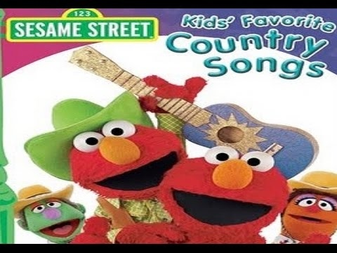 Sesame Street Kids Favorite Country Songs P 1