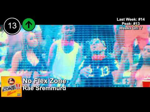 Top 25  Billboard Rap Songs  Week of September 6, 2014