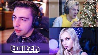 Shroud Viewership Plummets | xQc on Summit1G & Sweet Anita | Novaruu Twitch BAN Response