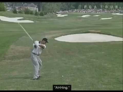 Tiger Woods 1998 Bell South Classic pt 1
