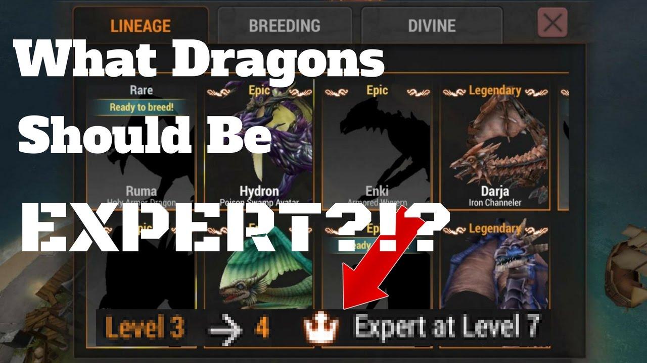 war dragons which dragons