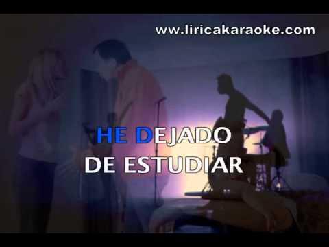 Ormiga rock en mi casa no puedo estar karaoke youtube - Karaoke en casa ...