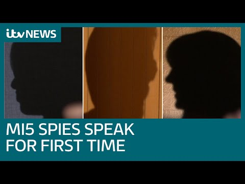 MI5 spies speak for first time: From stopping attacks to 'Secretly Come Dancing' | ITV News