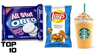 Top 10 Discontinued Food Items We Miss – Part 7