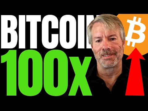 BITCOIN WILL RISE 100X TO $5 MILLION PER BTC PREDICTS MICROSTRATEGY CEO MICHAEL SAYLOR!!